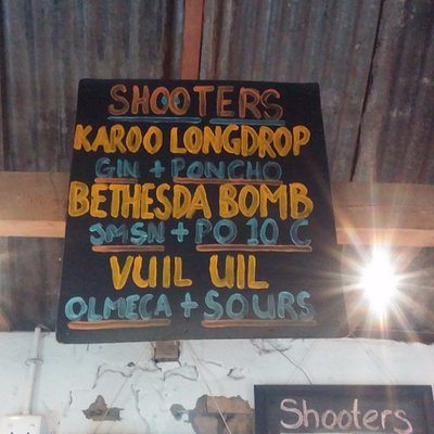 Unique shooter....scary.