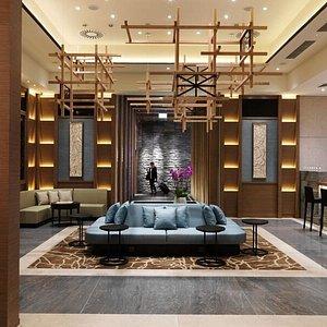 Plaza Premium Lounge Terminal 2 Departures Lounge
