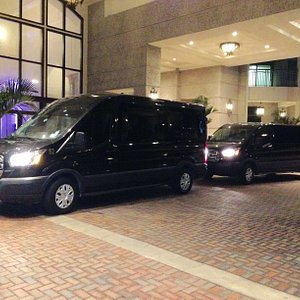After a successful corporate event transfer for 28 passengers