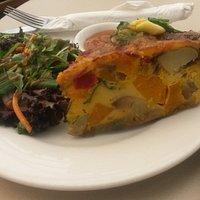 vegetable slice