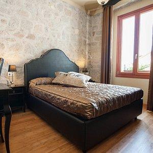 The Standard Romantic Room Beatrice (Ground Floor) at the La Locanda del Conte Mameli