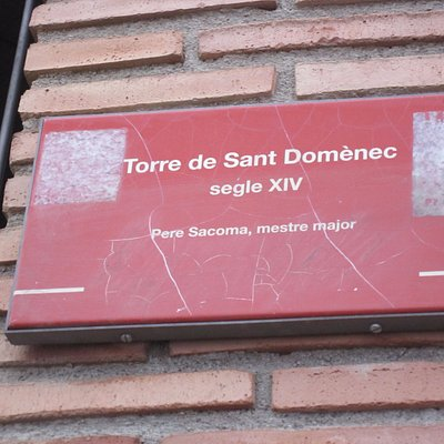 Torre de Sant Domene