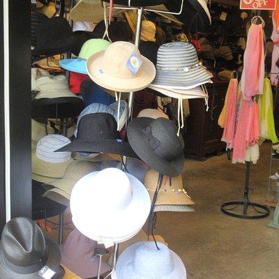 Roxann's Hats, Fort Langley, BC