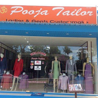 Pooja Tailor