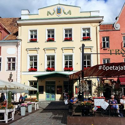 Tallinna Õpetate Maja (Tallinn Teachers' House)