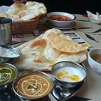 インド・ネパール料理Asha水口店