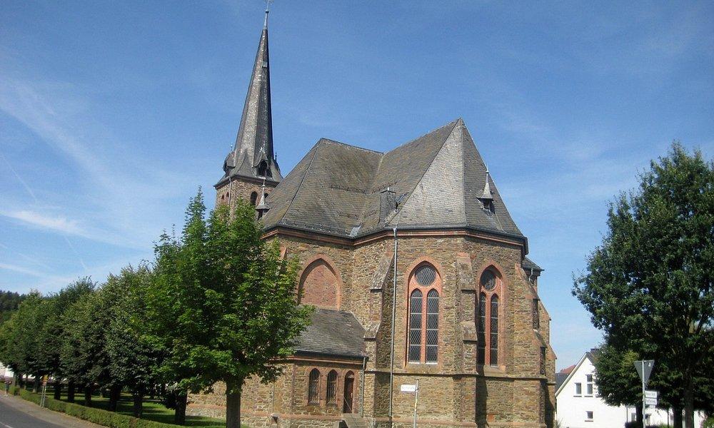 Startpunkt Kirche Gackenbach