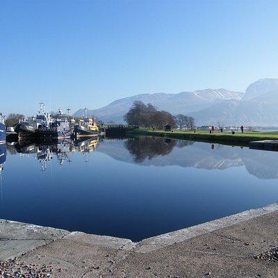 Ben Nevis & The Caledonian Canal
