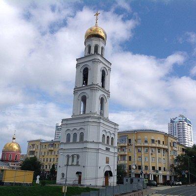 Вид с со стороны р.Волга