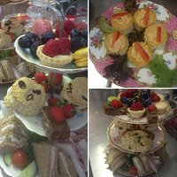 Afternoon tea at its best?