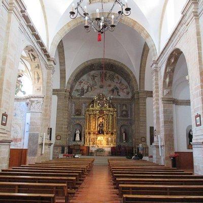 Convento de Santo Domingo (interior)