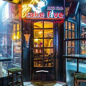 Take Five Jazz Club, Prilep, Macedonia