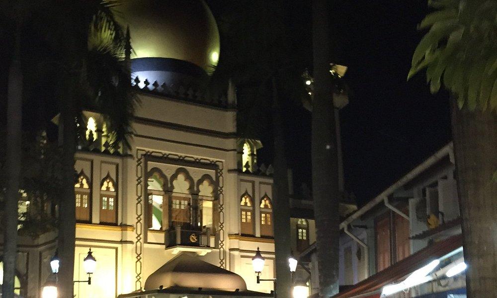 Arab Street.