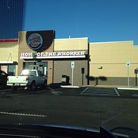 Home of the whopper