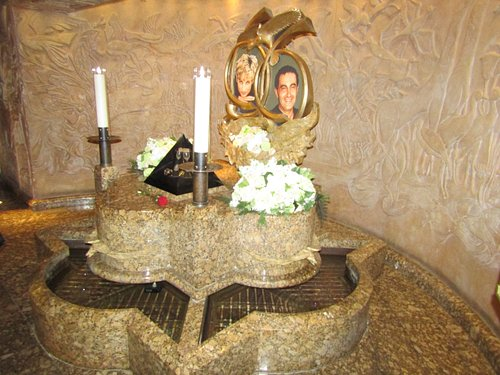 Princess Diana/Dodi Fayed Memorial