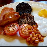 Yummy breakfast, also other cooked breakfast choices included in our nights stay.