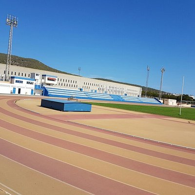 Pista atletismo Can Misses Ibiza