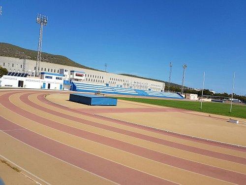 Pista atletismo Can Misses Ibiza