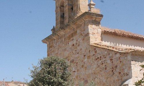Iglesia de Santo Tomé.