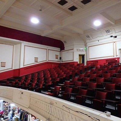 renovated cinema