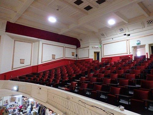 renovated cinema