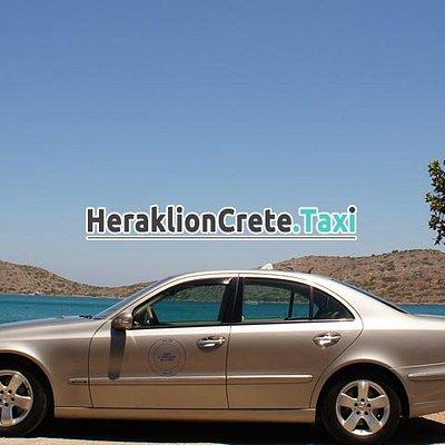 HeraklionCrete.Taxi | Taxi Services in Heraklion Crete, since 1981.