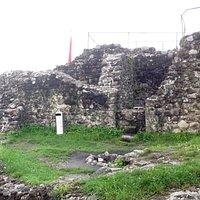 Gesslerburg - Teil der Ruine