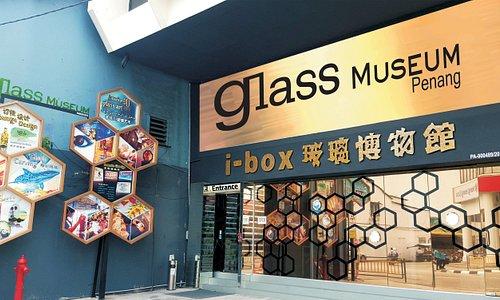 Glass Museum Building