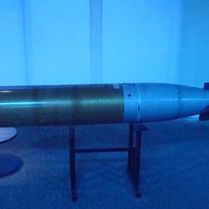 Torpedo MK-44: Naval Ordnance Test Stati. and Aeronaut. Systems Div. of the Gral. Electric Co. 1