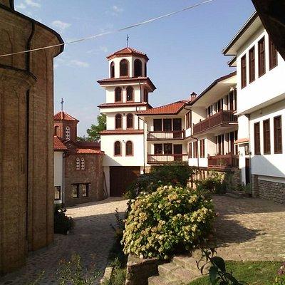 Sveta Bogorodica Precista Monastery