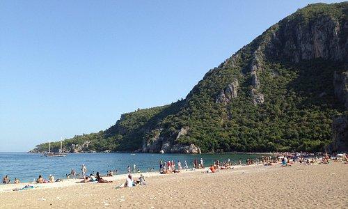 Olimpos-Çıralı plajı