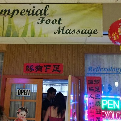 Imperial Foot Massage