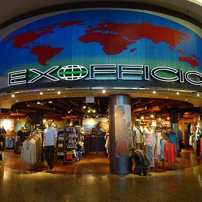 Exterior of Ex-Officio