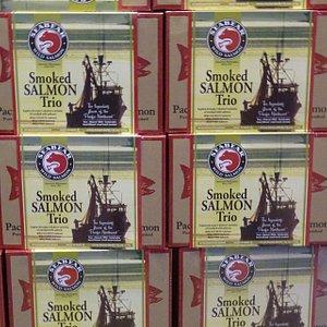 Smoked Salmon To Go