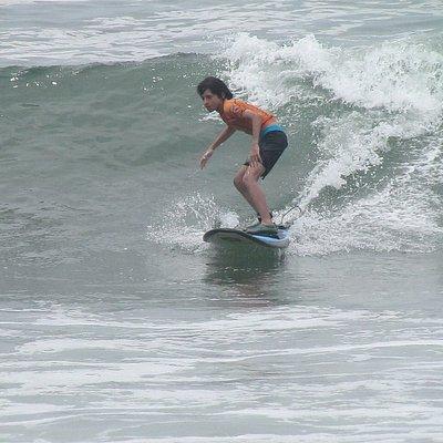 Clases de Surf en Playa Norte, San Bartolo