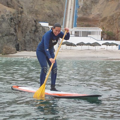 Clases de Stand up Paddle