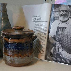 Bob, the pot guru
