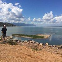 Ross River Dam at 20%
