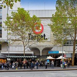 Target Centre Melbourne 222 Bourke Street, Melbourne