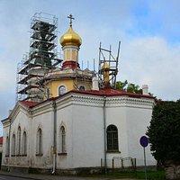Рождественская церковь в Раквере