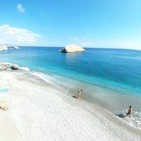 Katergo beach by drone!