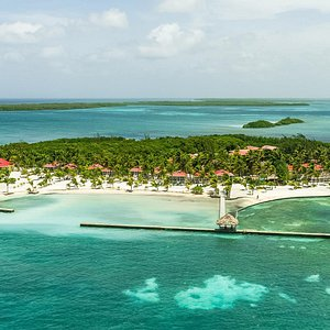 Island aerial