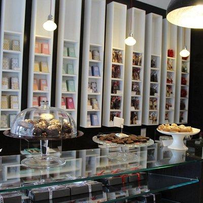 Coco Chocolate shop of Bruntsfield