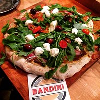 Bandini pizzas
