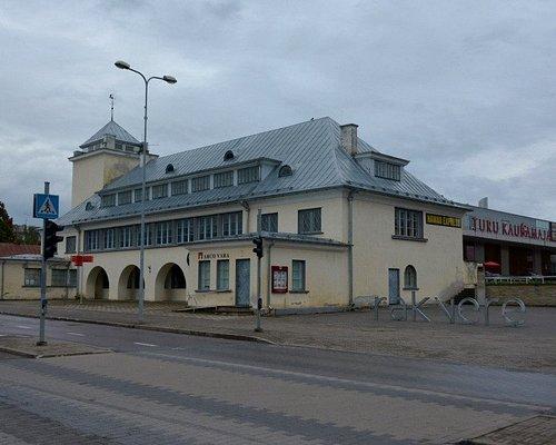 Здание рынка Раквере