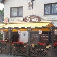 Gasthaus Pension Restaurant Biergarten