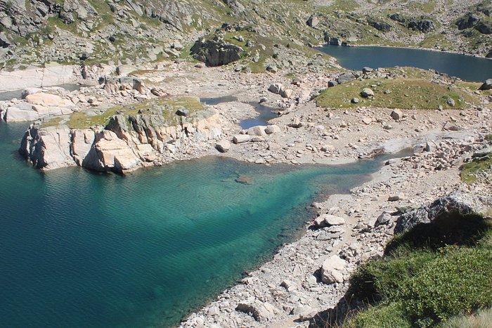 Vistas del lago Juclar