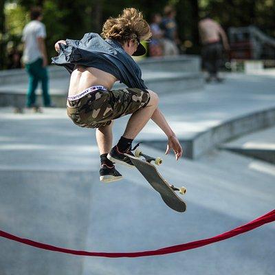 Whistler Skate Park opening. Photographer: Clint Trahan