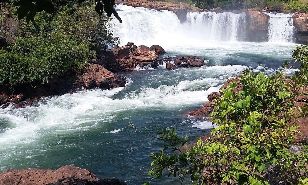 Trilha - Cachoeira da Velha
