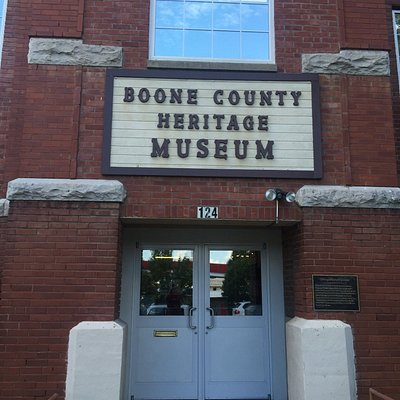 Boone County Heritage Museum